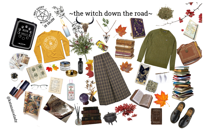 ~the witch down the road~