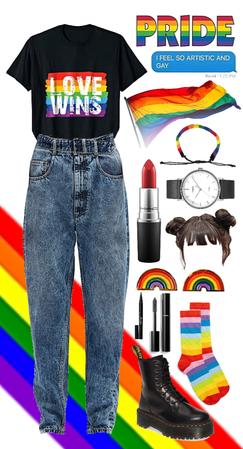 Pride Look