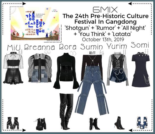 《6mix》The 24th Pre-Historic Culture Festival