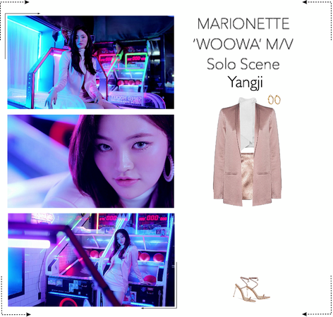 MARIONETTE (마리오네트) 'WOOWA' Music Video