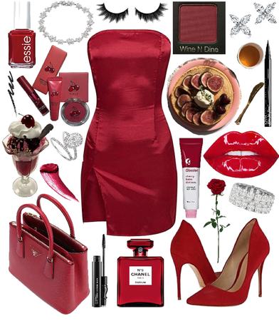 Classy Red