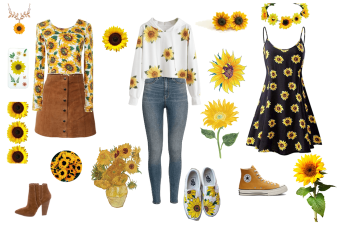 Which sunflower style are you?