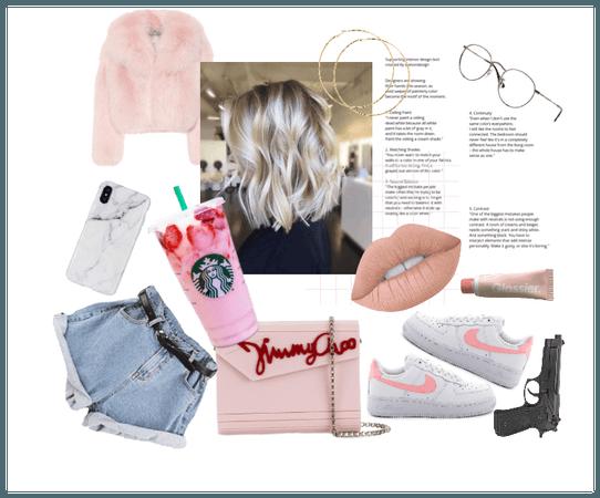 insta-pink baddie