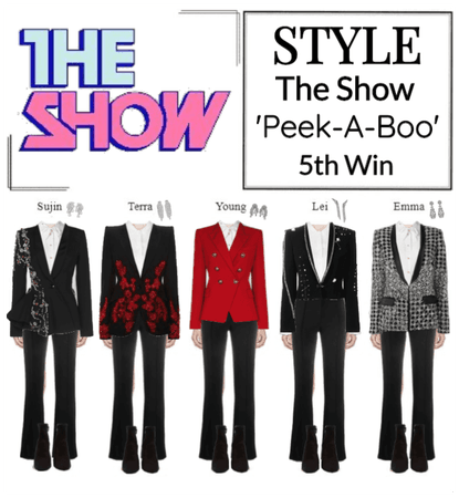 STYLE The Show 'Peek-A-Boo'