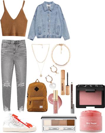 casual street wear