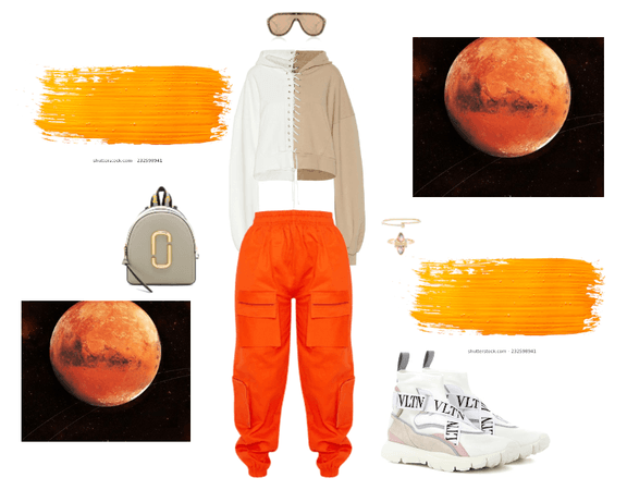 Paint it in orange