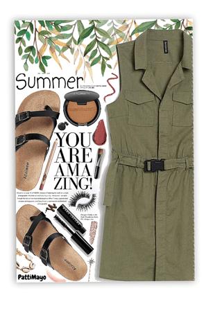 Summer Dress 💚💝