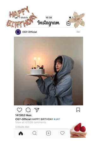 Jay Instagram Post