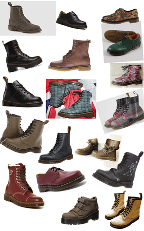 My Dr. Martens Collection