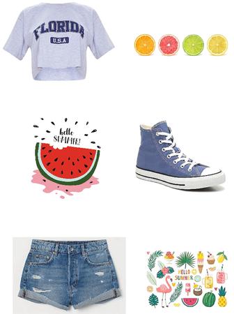 fruity summer 🍉