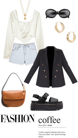 day to night out with friends outfit !!