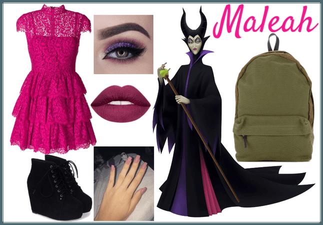Maleah : School