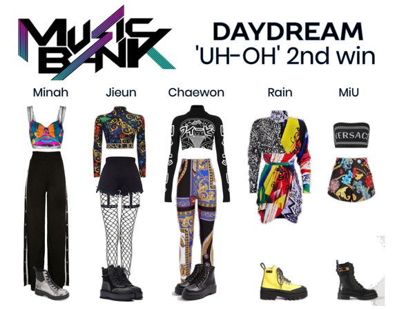 DAYDREAM- 'UH-OH' 2nd win