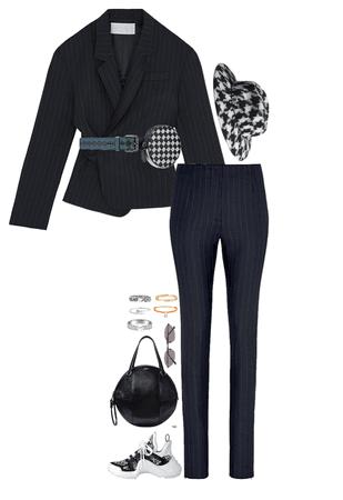 business tweedy
