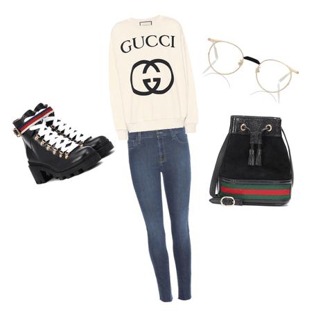 school Gucci