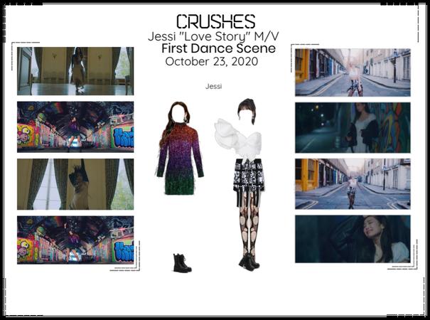 "Crushes (호감) Jessi ""Love Story"" Music Video"