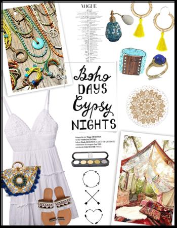 Boho days,gypsy nights