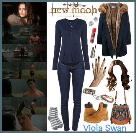 Viola Confronts Jacob About Ignoring | Twilight OC