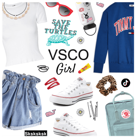 VSCO Girl Trend