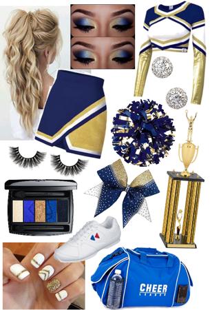 cheerleader v8