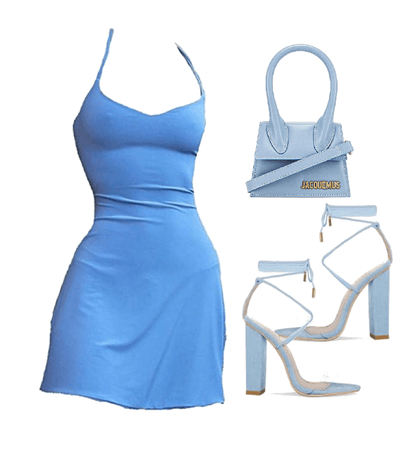 Baby Blue moment