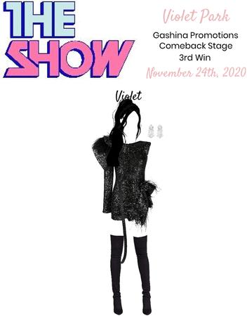 VioletPark _ Gashina The Show Performance