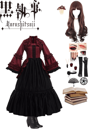 If I was in Black Butler Book of Murder