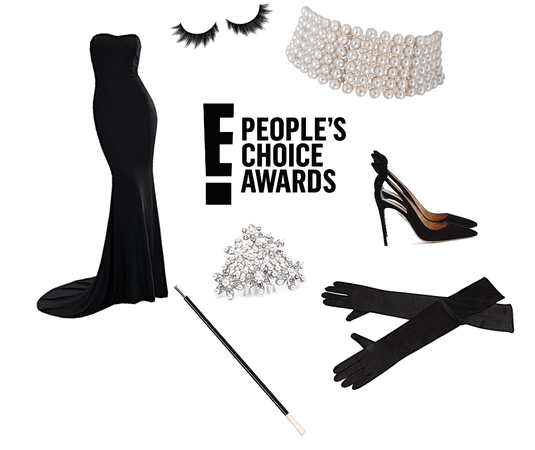 Holly Golightly - People's Choice Outfit