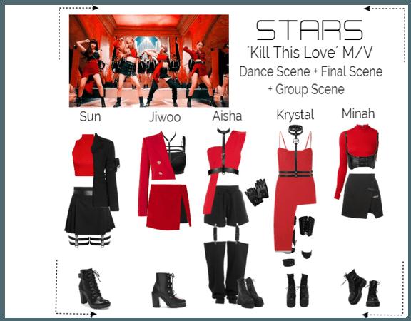 STARS   ´Kill This Love´M/V Final Scene
