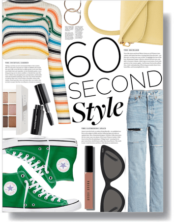 60 second style: crop top