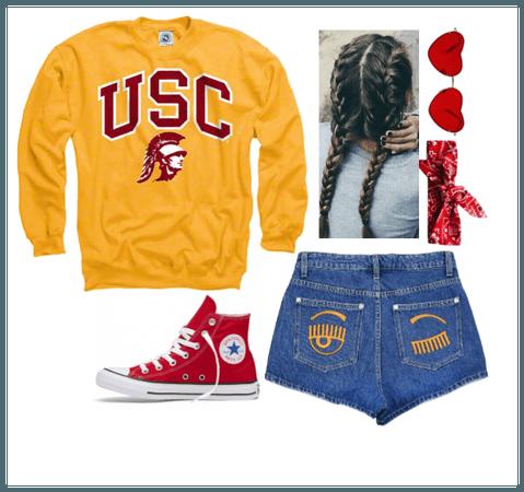 USC merch