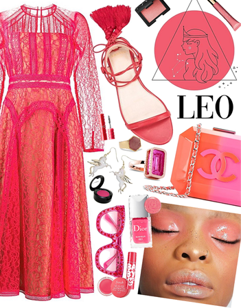 blusher | leo season