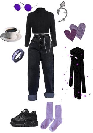 enderman outfit
