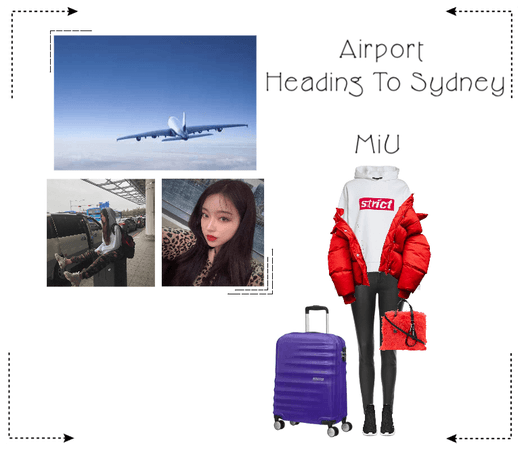 《6mix》MiU Heading To Sydney