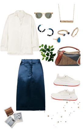satin and simplicity