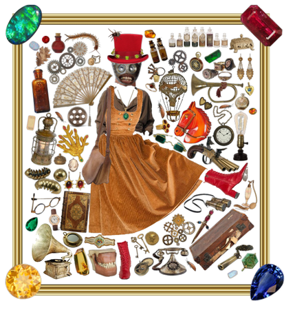 The Gem Collector