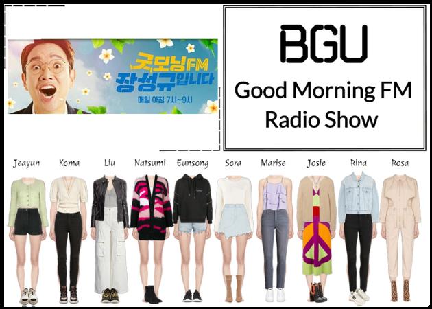 BGU Good Morning FM Radio Show