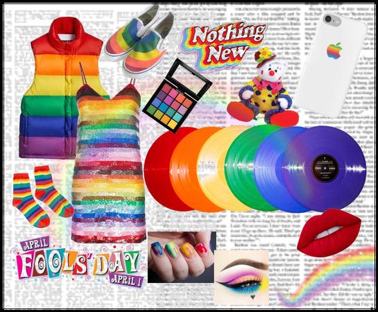 Rainbows & Fools