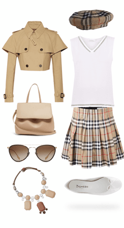 Burberry Look