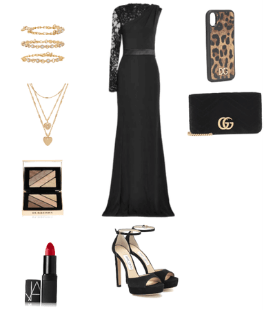 gala outfit