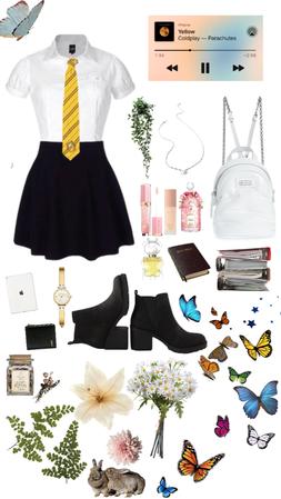 high-teen style