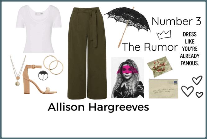 Allison Hargreeves