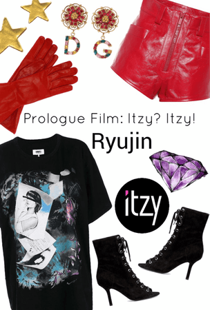 prologue film: itzy? itzy! [Ryujin]