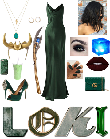 Loki inspired Outfit