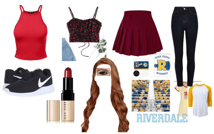 Riverdale OC/Florence Blossom