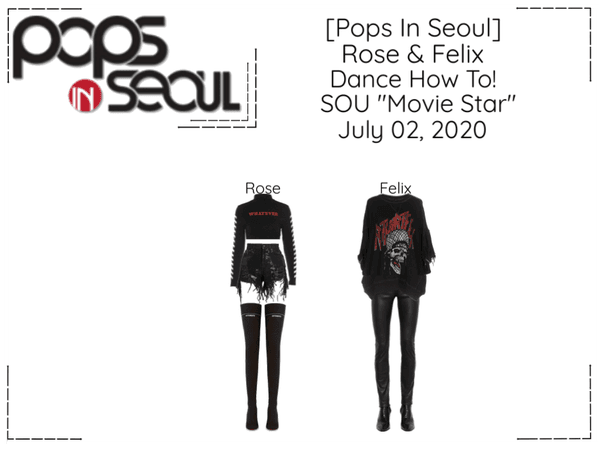 "[Pops In Seoul] Dance How To! SOU ""Movie Star"""
