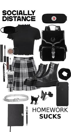 E-Girl Back To School