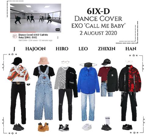 6IX-D [씩스띠] Dance Cover 200802