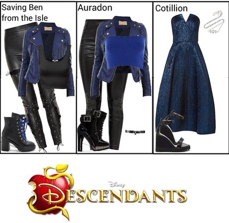 Descendants. Nine