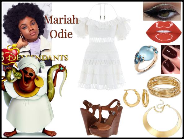 Mariah Odie - Formal